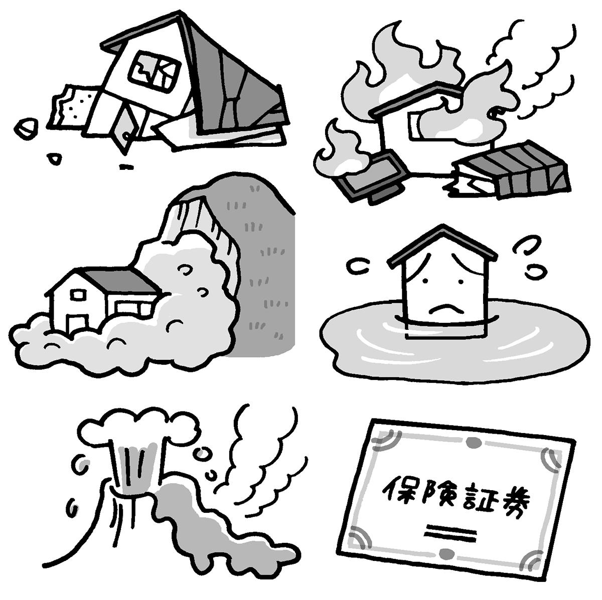 災害保険(ビジネス書)